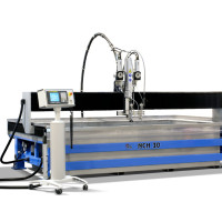NCH 30 Water Jet Sweden Ronneby